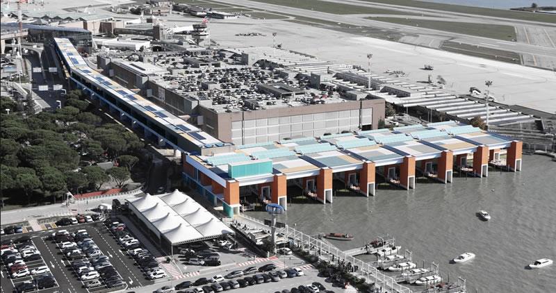 Aeropuerto marco polo la guia de venecia - Marco aldany puerto venecia ...
